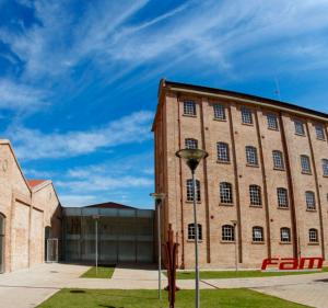 Post Vote no Campus Mooca da FAM como Prédio Histórico Universitário mais Bonito do Brasil!