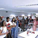 CALOUROS DA FAM PARTICIPAM DE AULAS ESPECIAIS