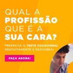 FAM disponibiliza Teste Vocacional gratuito!