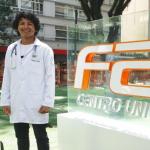 Messias Paixão – Formado em Fisioterapia na FAM – Aprovado na Faculdade de Ciências Médicas da Santa Casa