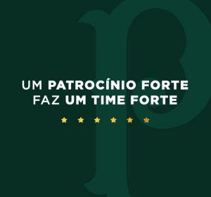 Post Crefisa e FAM prorrogam parceria com Palmeiras por mais 3 anos